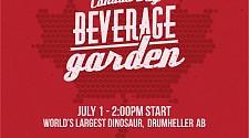 Canada Day BBq - Dragons Beverage Gardens