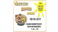 Spay Ghetti Lunch Saturday Feb 9th!